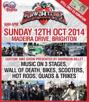 BSH at Brightona 2014
