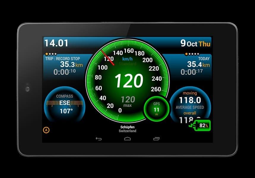 Ulysse GPS Speedometer App – Back Street Heroes