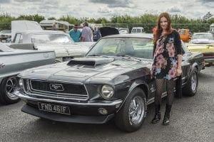 Phoebe Mustang 289