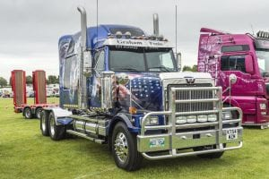 Western Star - Kenworth