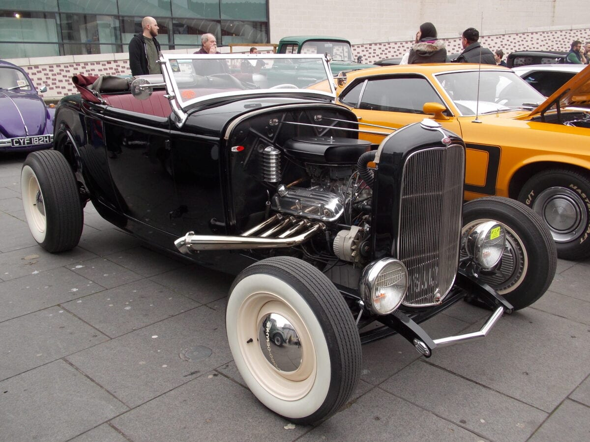 Hot Rods and Kool Kustoms Exhibition – Classic American