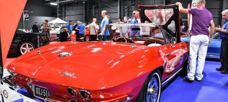 The Footman James Classic Car Show Manchester 2017 Attracts Record