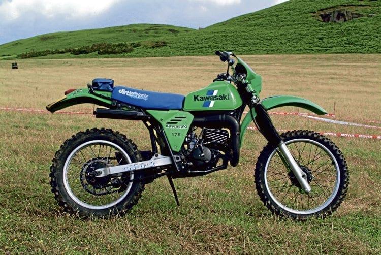 Kawasaki KDX 175