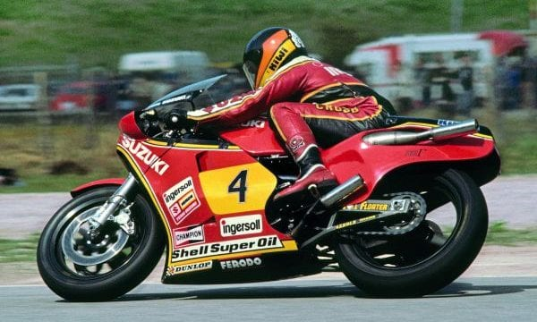 Brit GP story Graeme Crosby