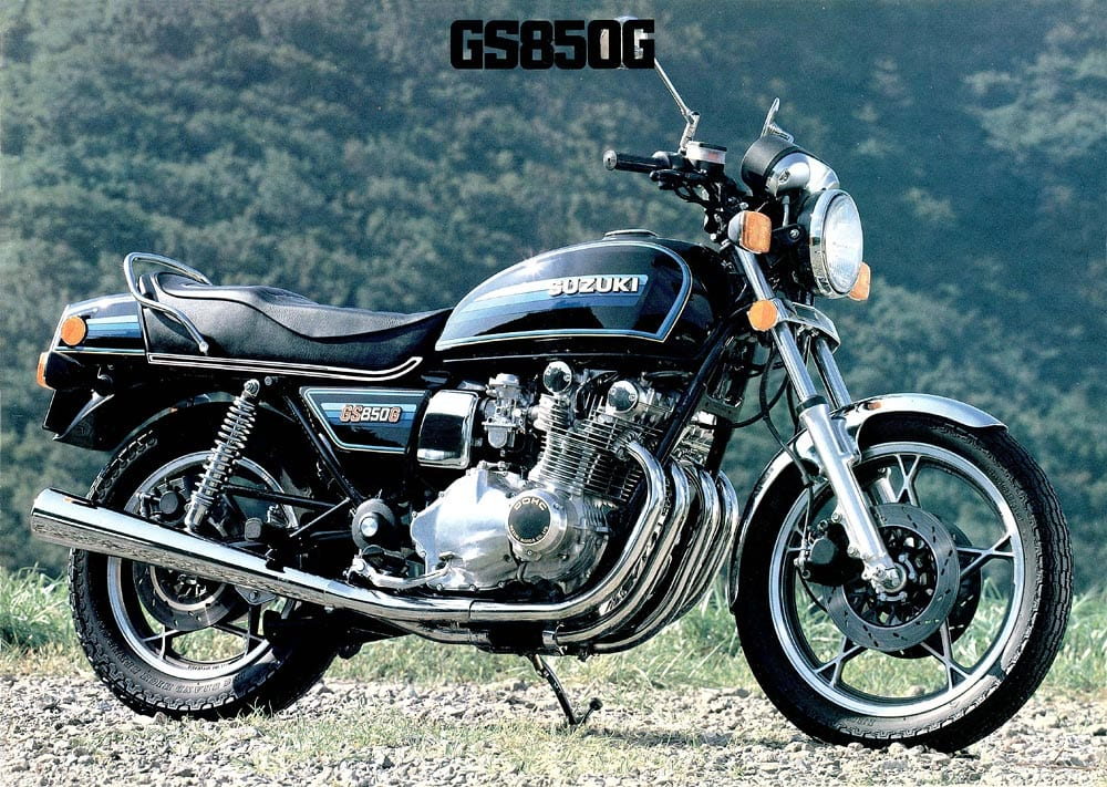 Suzuki Gsl Exhaust