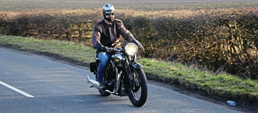 Ed enjoys his Q8 – rather different from his GSXR daily ride.