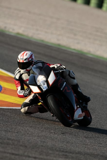 2011 KTM RC8 R