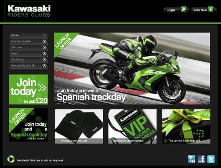 Kawasaki Riders Club
