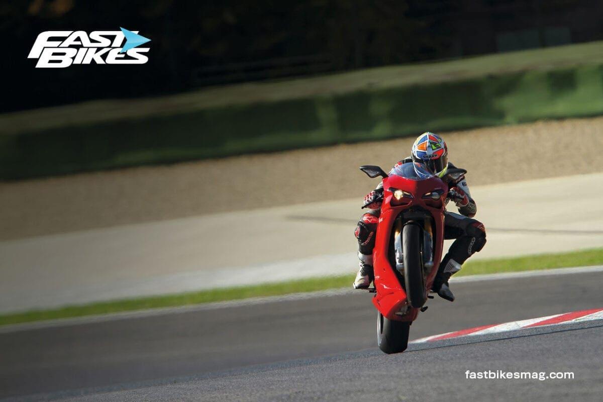 Ducati 1198SP