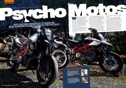 Psycho Motos - 2010