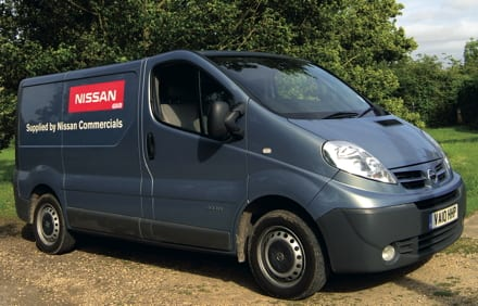 Nissan PrimastarH