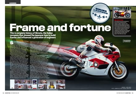 The Story of Bimota