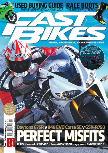 Fast Bikes July Cover 440