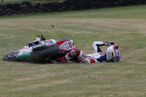 VdMark crashAB3Z4964