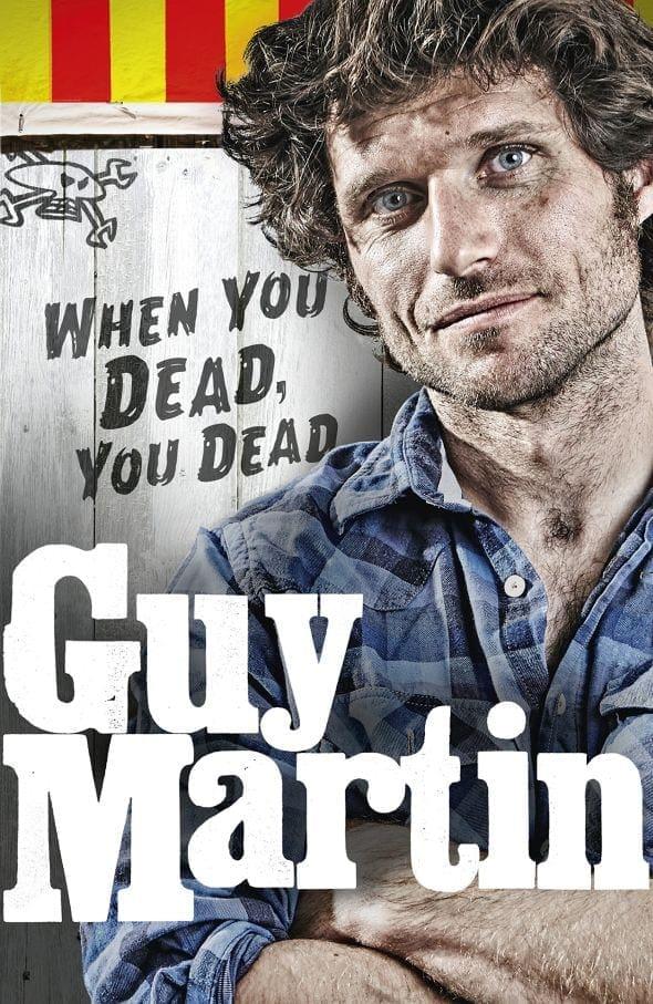 GuyMartinBook