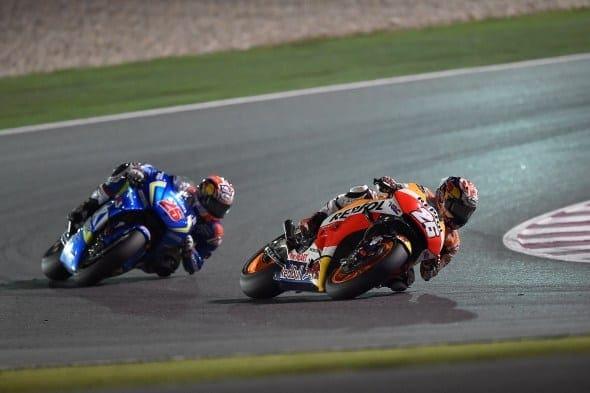MotoGP 2016 Round One: Losail, Qatar