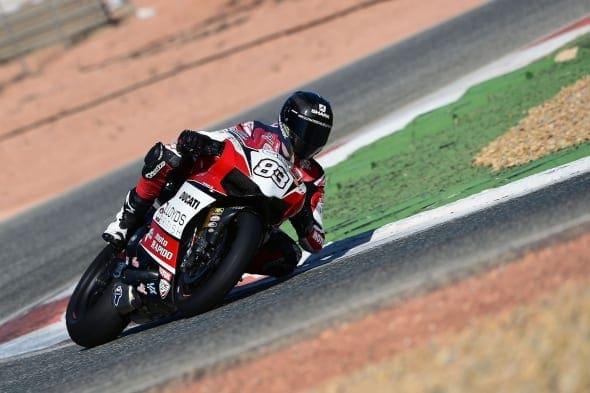 #83 Danny Buchan Lloyds British Moto Rapido Ducati MCE British Superbikes