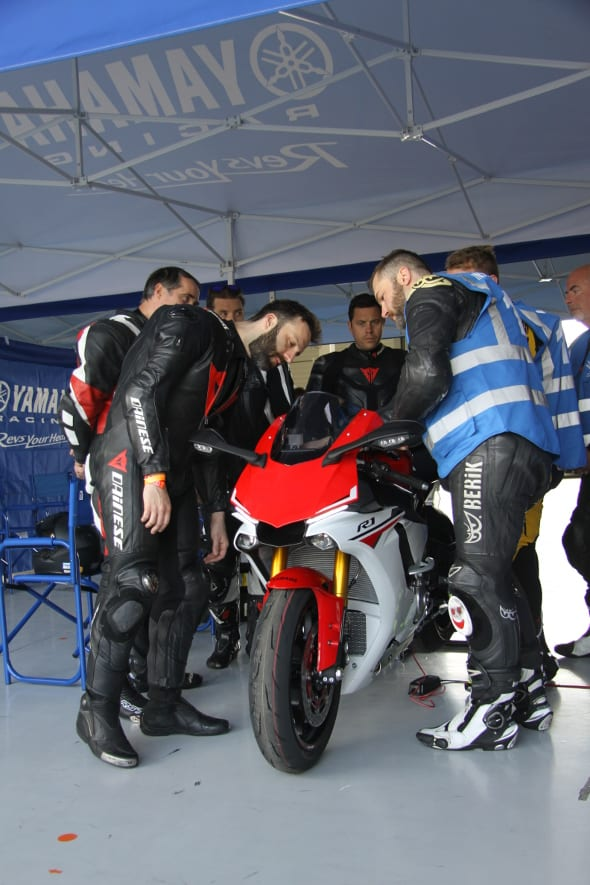 Yamaha Supersport Pro Tour