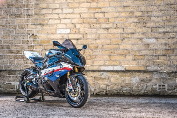 BMW S1000RR S 1000 RR Speedycom Superbike