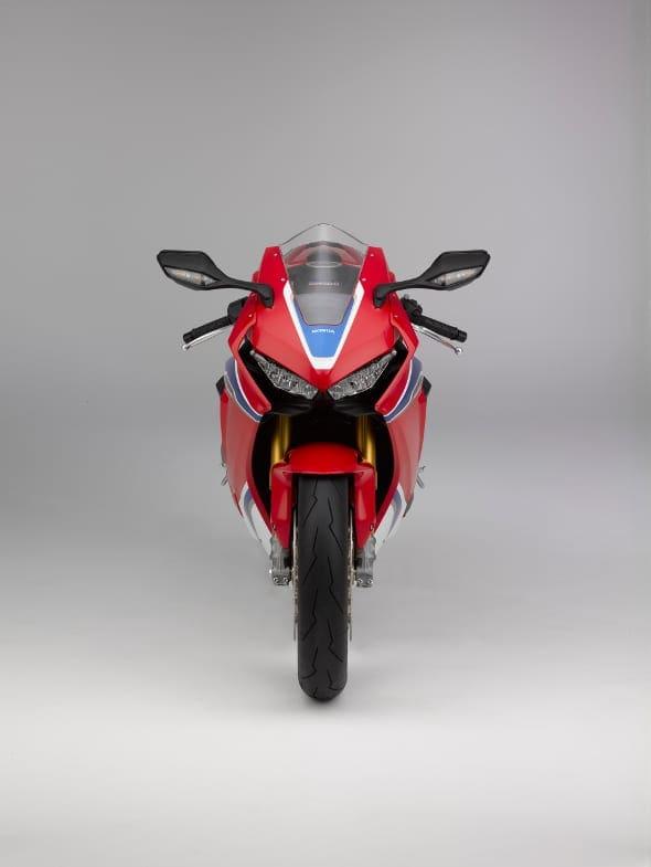 2017 Honda Fireblade SP2