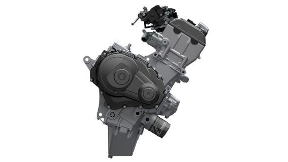 GSX-R1000 motor