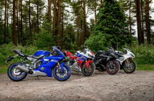 2017 Yamaha YZF R6 Vs Second-Hand Supersport Rivals – Out