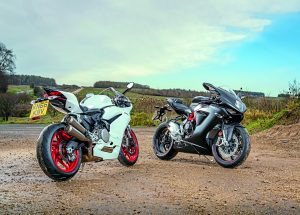 2018 Mv Agusta F3 800 V Ducati 959 Panigale Out Now Fastbikes