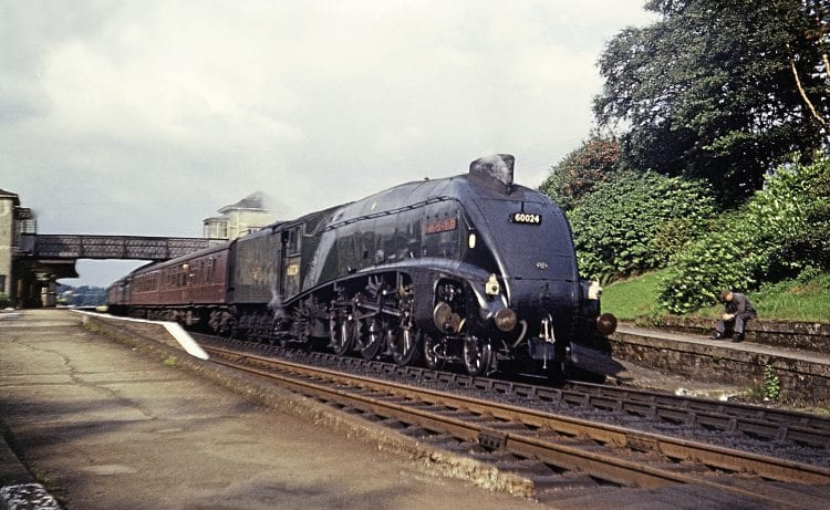 50 YEARS ON: The end of the A4 Pacifics… NOT! – Heritage Railway
