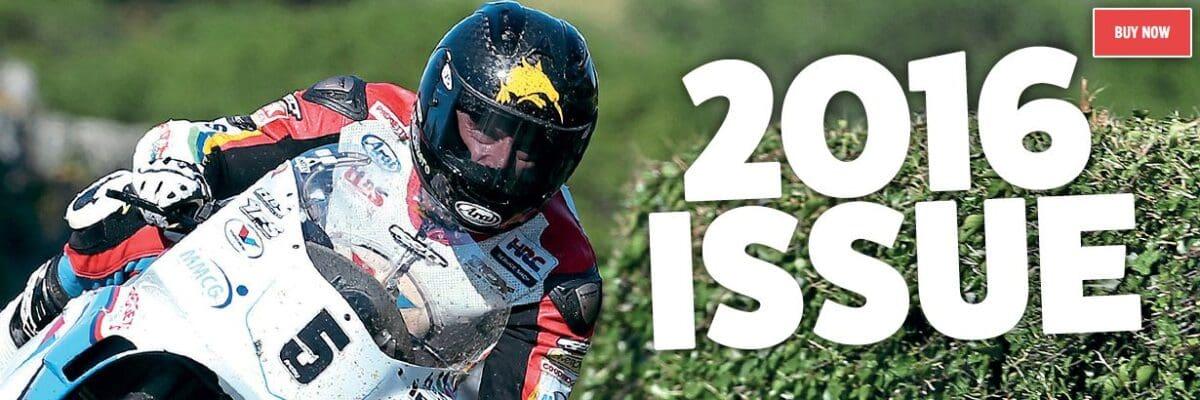 Island Racer – The Isle of Mac TT Racing Annual