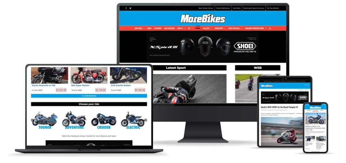 MoreBikes devices