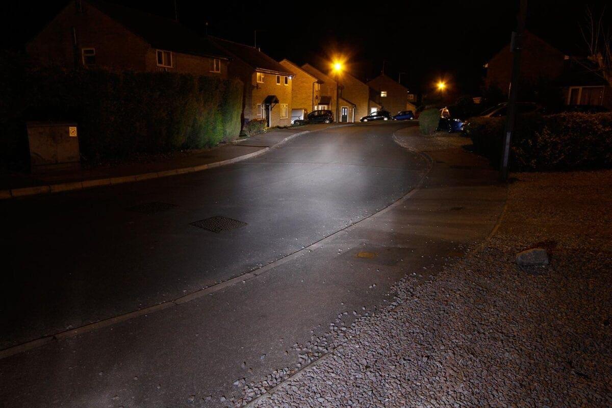 Osram Night race dip beam
