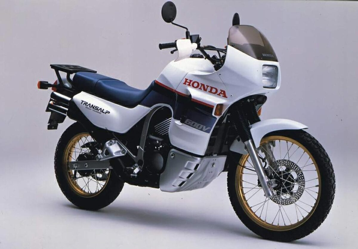 Despite the XL600V Transalp's success, Honda wanted more.