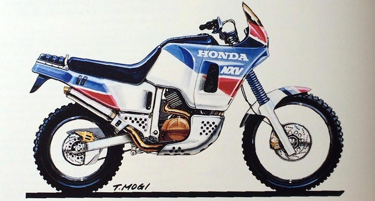 XRV650-Design