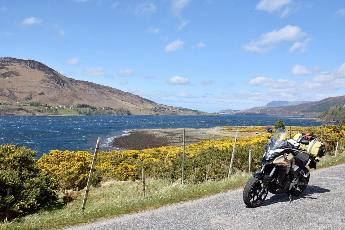 NC500: Ride Scotland's North Coast 500 | Downloadable  gpx sat-nav
