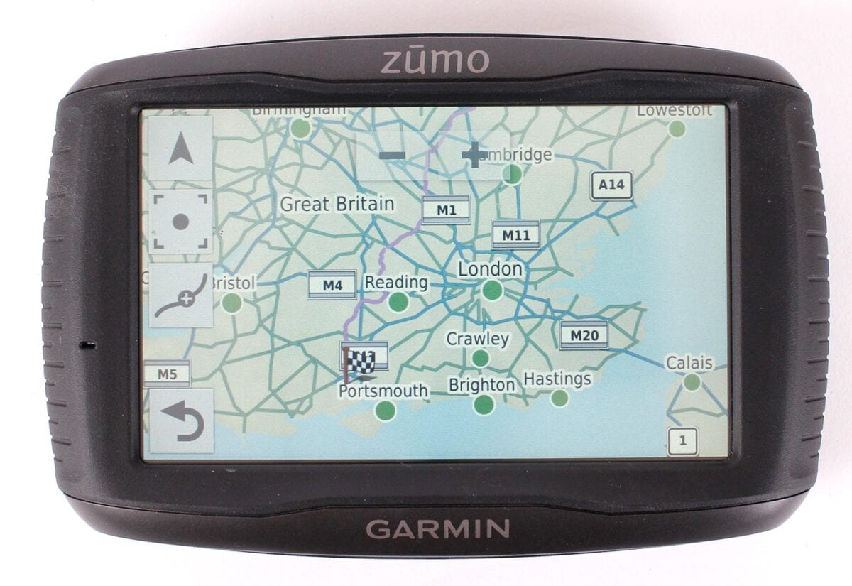 Tested: Garmin Zumo 595LM motorcycle sat-nav review ... on