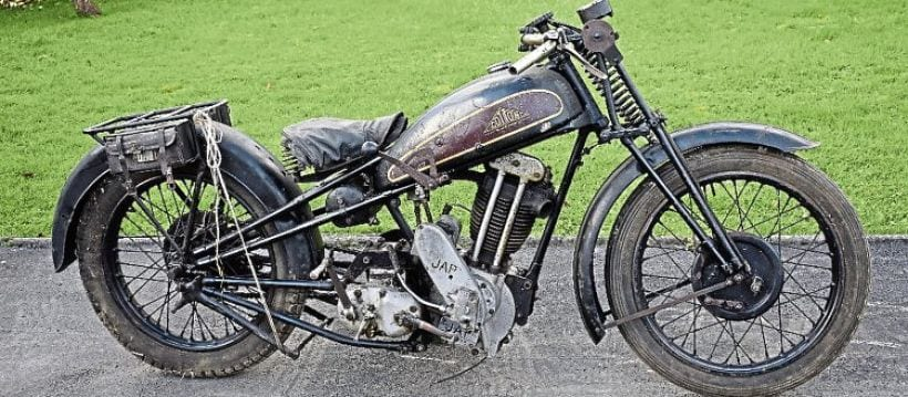 Charterhouse Motorcycle Auction