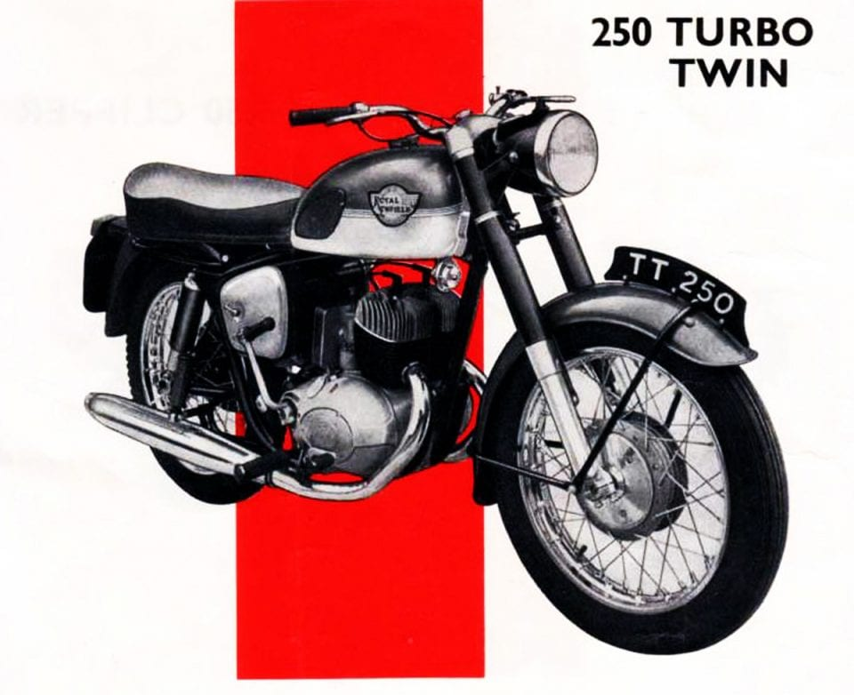 Royal Enfield Turbo Twin – Real Classic