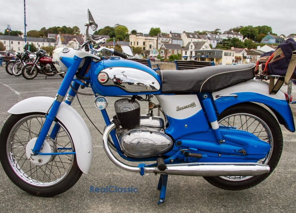 James Superswift Two-Stroke Twin – Real Classic
