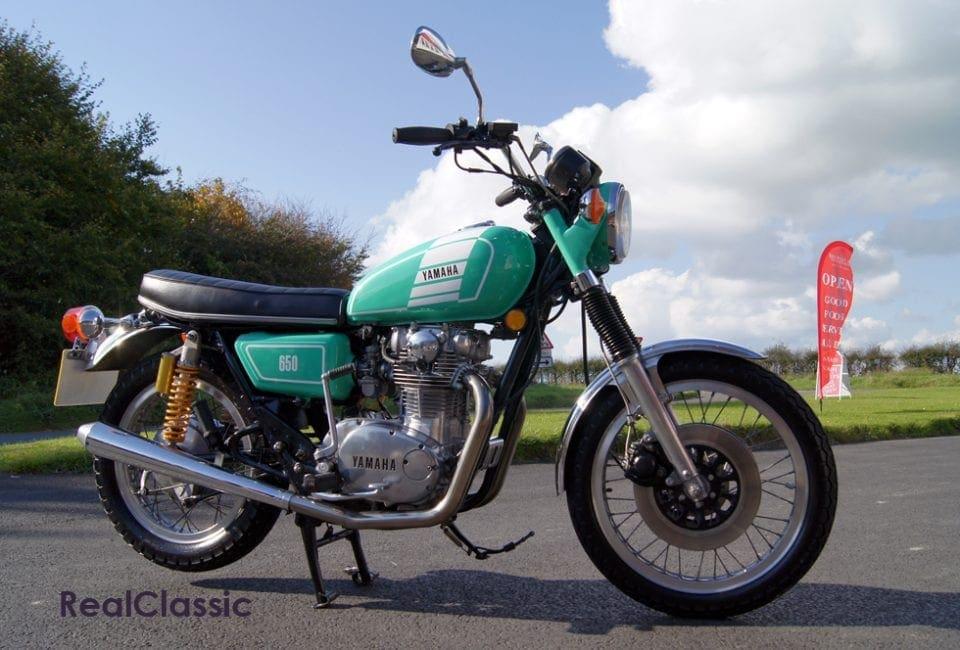 Yamaha XS650 – Real Classic