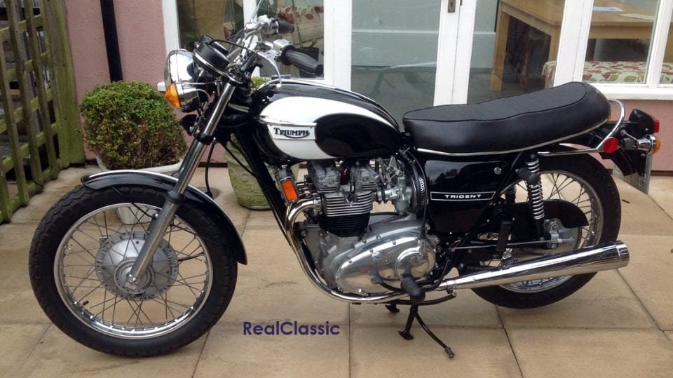 Classic Bikes For Sale – Real Classic