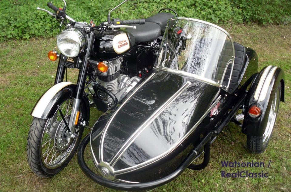 Sidecar Outfits Everywhere! – Real Classic
