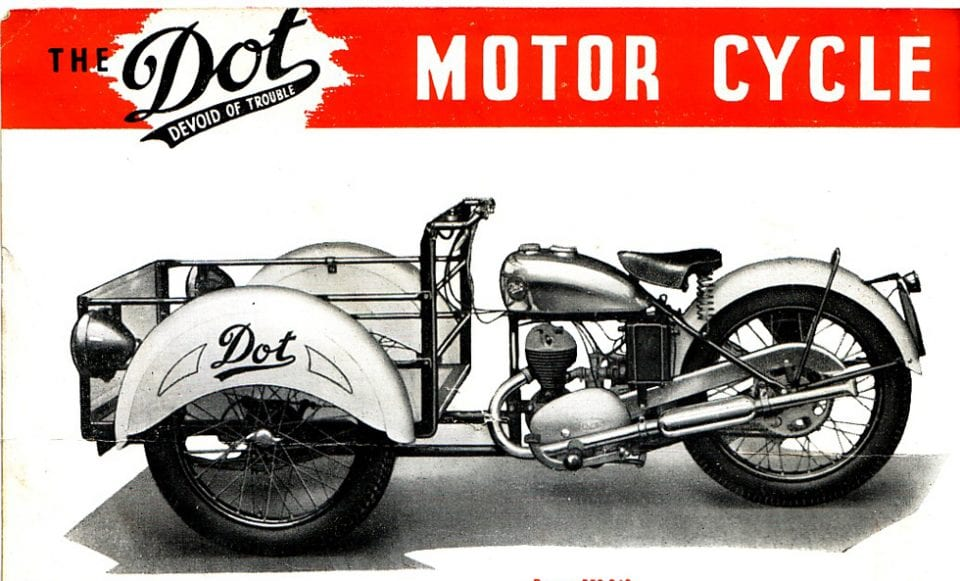 Dot Motorcycles – Real Classic
