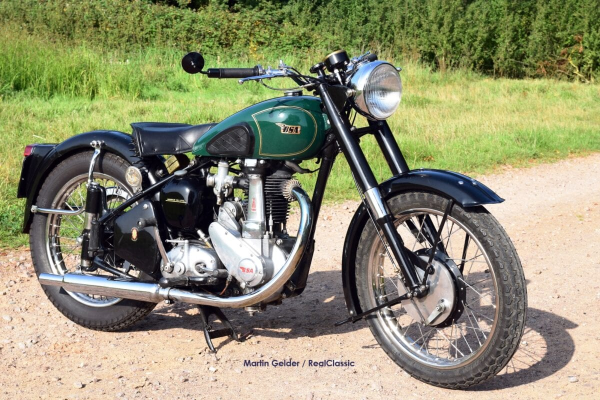 BSA B31 Is it a motorcycle or a piece of industrial archaeology? And will  it start? Martin Gelder enters a whole new (old) world with a big Brit  single ...