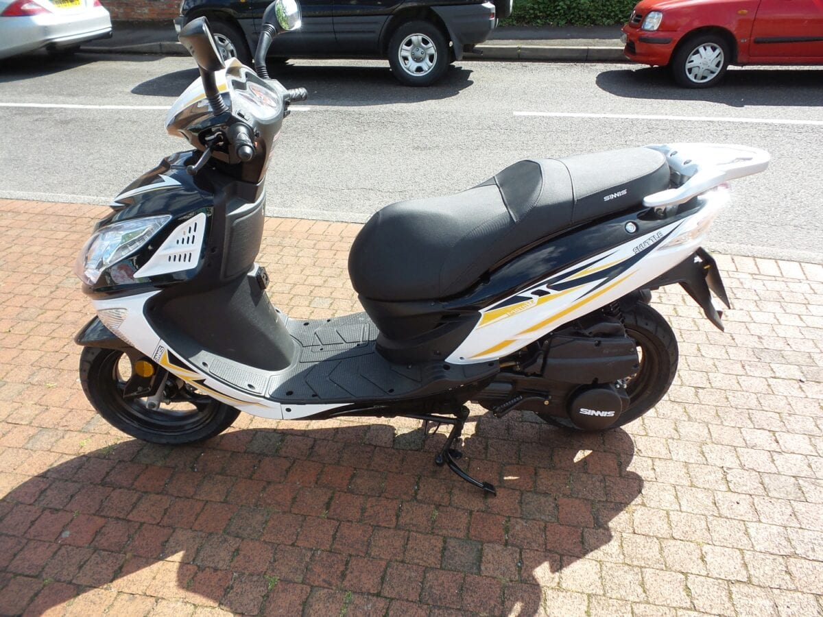 Moped licence uk